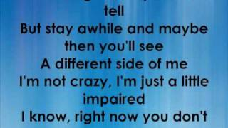 Matchbox 20~Unwell (with lyrics)