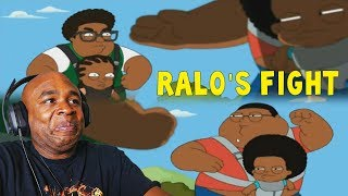 RALO FIGHTS HIS MIDDLE-SCHOOL BULLY - Reacting To The Cleveland Show
