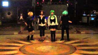 [WCCP 2013] VocaDance - Poker Face (Gumi Megpoid Vocaloid Dance Cover)