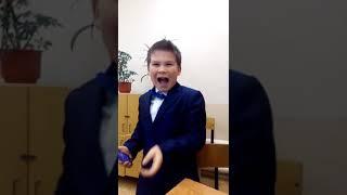 Учительница вышла на 5 минут)Разгром Класса!Урок Музыки.