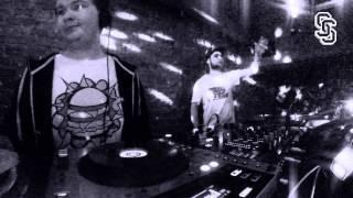 Superskankers feat Killa P Estonian Dubstep 3 presentation live clip