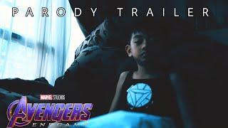 AVENGERS ENDGAME TRAILER PARODY (MALAYSIA KIDS)