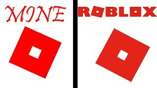 RECREATING THE ROBLOX LOGO..