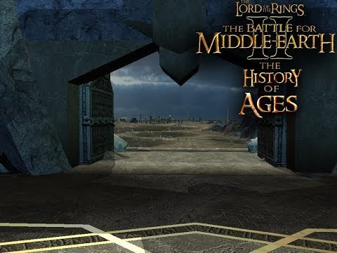 Установка мода The History of Ages на игру The Lord of the Rings