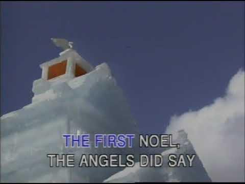 Lagu Natal Karaoke - The First Noel