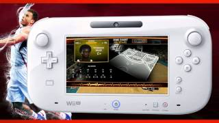 NBA 2K13 Developer Insight #8 - Wii U