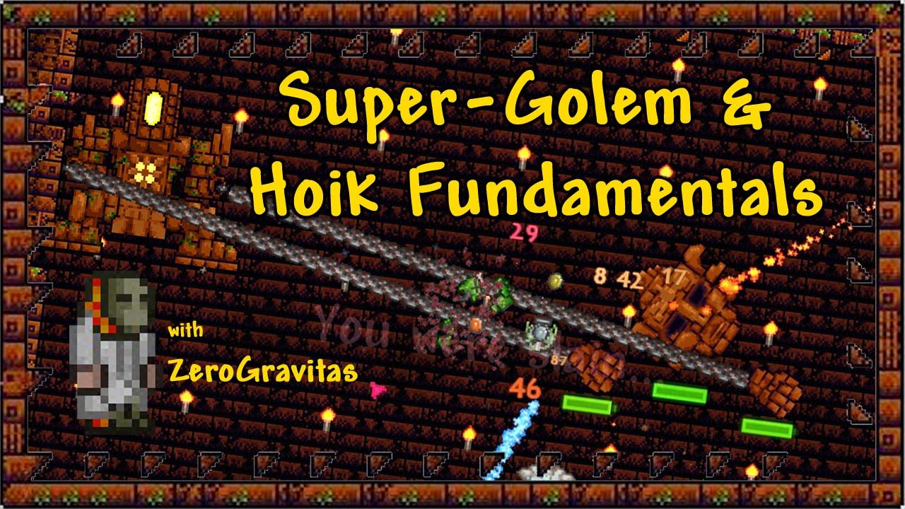 HOIK! [Guide] - Rapid Player/NPC/Etc Transport Using Only Sloped