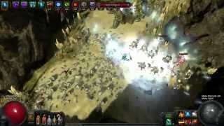 Path Of Exile : Crit Spectral throw Build 2.0 Gorge Run