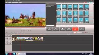 Как пользоваться Movavi Video Editor.