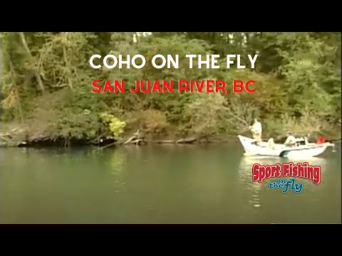 How To Fish The San Juan River For Big Coho Salmon