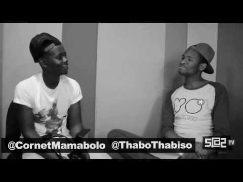 THE SIT DOWN: with Thabiso Mamabolo PART 1