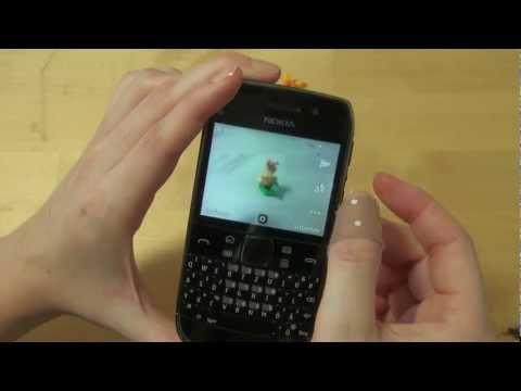Nokia E6 Test Kamera