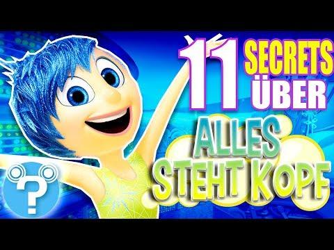 11 geheime FAKTEN über ALLES STEHT KOPF