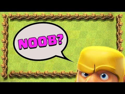 CAN NOOBS = LEGENDS? (Clash of Clans HALLOWEEN EXTRAVAGANZA)