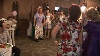 Свадьба (2011_07_16) шок заяц