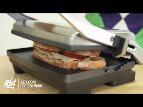 How To Use The Breville Panini Press BSG520XL