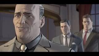 Batman the telltale series | being mean to Carmine Falcone