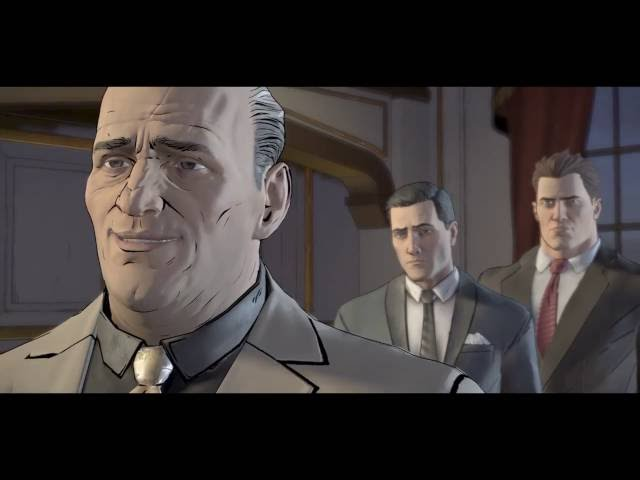 Batman the telltale series | being mean to Carmine Falcone