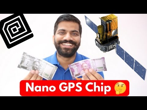 New 2000 Rupee Notes Nano GPS Chip Explained | Black Money Tracking Technology