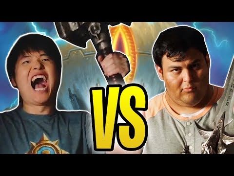 Mecha'Thun Warlock is SECRETLY OP?! ft. Blizzcon Finalist ANT | The Boomsday Project | Hearthstone