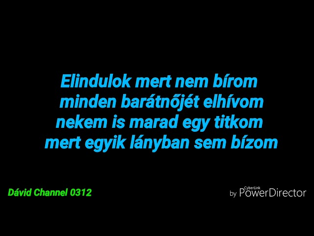 WEYRON feat HRflow - Rossz KislányokDDALSZÖVEG