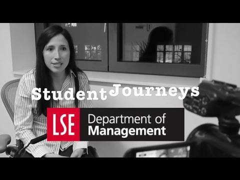 Introducing Natalia - Student Journeys: Michaelmas Term