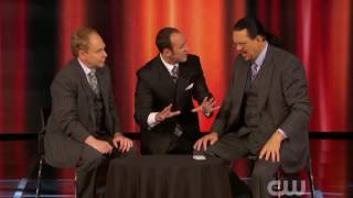 Download MAD Penn and Teller FOOLED by the BEST CARD TRICK OF ALL TIME !! On Fool Us Mp3 and Videos