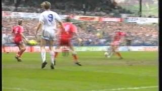 Leeds Utd. 4 Liverpool 5 13/4/91