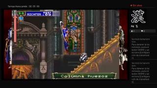 David juega castlevania synphony con richter
