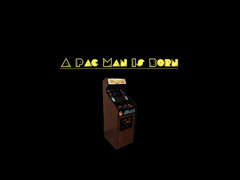 A Pac-Man Is Born: Part 1