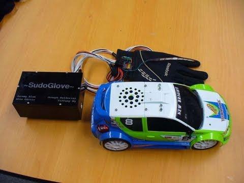 SudoGlove – Hardware Control Using Hand Gestures   JeremyBlum com
