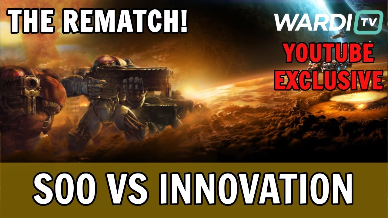 soO vs INnoVation - THE REMATCH! YOUTUBE EXCLUSIVE