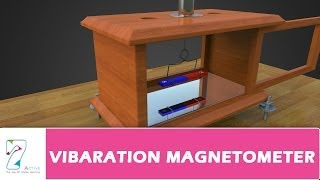 VIBRATION MAGNETOMETER_ PART 01
