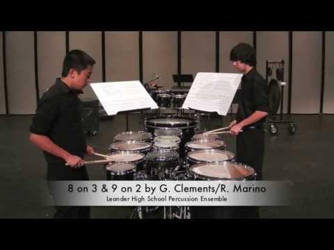 """Eight on 3 and Nine on 2"" by Robert Marino"