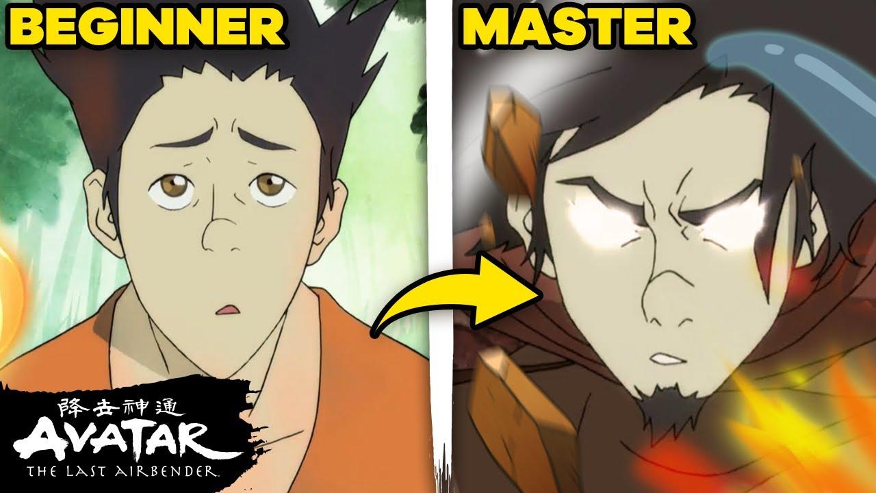 Download Avatar Wan's Bending + Avatar State Evolution! 🔥 | Legend of Korra
