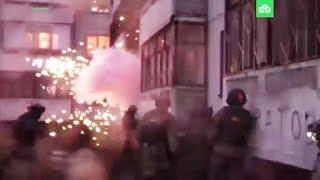 Задержание саратовских сторонников Мальцева показало федеральное ТВ
