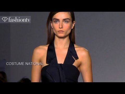 Hair & Makeup - Natural: Makeup Trends for Spring/Summer 2013 | FashionTV