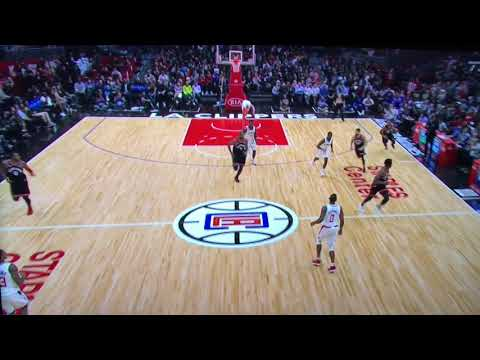 Jack Armstrong - Raptors vs Clippers #snickers call! Get that garbage out of here!