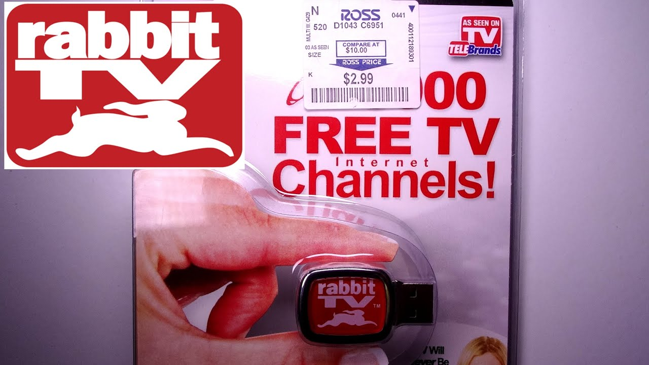 Rabbit Tv USB - Does it work? Is it worth it? -- Unboxing ...