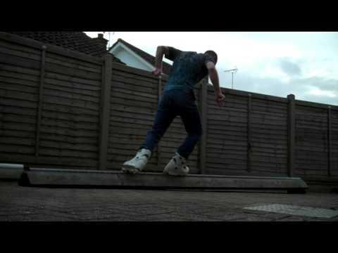 Inline skate switch ups 2016 (Slider bar / P rail)