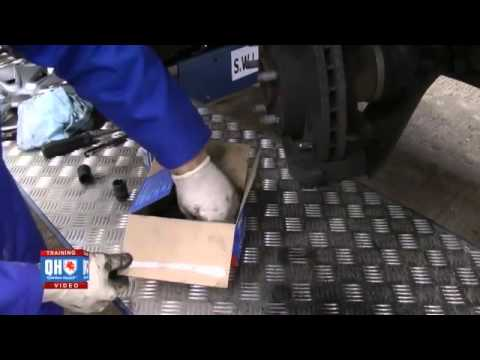 How To Change Car Brakes - QUINTON HAZELL