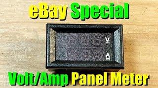 eBay Volt Amp Meter How to