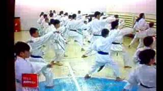 KANGEIKO 2012 - FUDOKAN KARATE TIMISOARA -