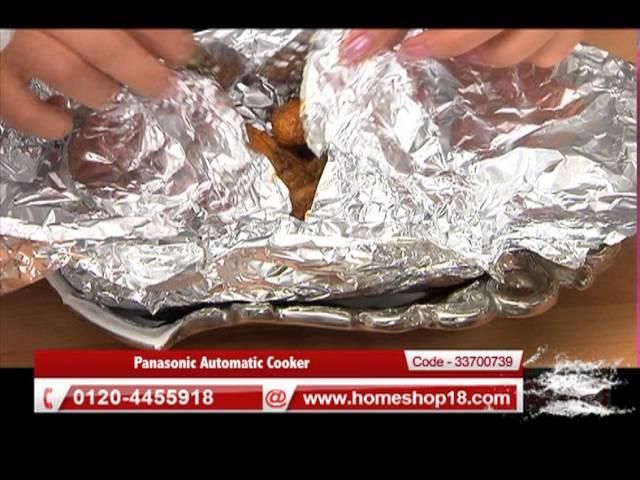 Homeshop18.com - Panasonic Automatic Cooker