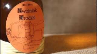 """Miód pitny """"Dwójniak Grodzki"""