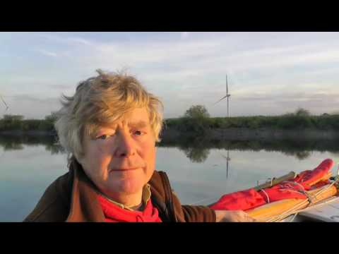 KeepTurningLeft Season 6 part 2 sailing up the Ouse to York with Dylan Winter