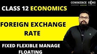 Foreign Exchange Rate  | Economics | Economics on Your Tips | Gaurav Jain