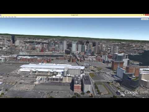 Google Earth Flight Simulator Tutorial