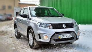 Suzuki Vitara New - аренда авто в Киеве. SevenCars Ltd.(Осмотр Suzuki Vitara New, прокат авто в Киеве от 40долл сутки. https://7cars.com.ua/avto/suzuki-vitara-new-2016-navi/ +38044 531 78 77 +38067 521 78 77 ..., 2017-02-21T11:11:52.000Z)