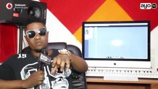 Christian Bella katuonesha muonekano wa studio yake mpya